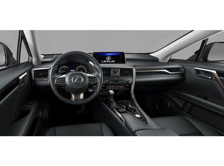 RX 450h Hybride 4WD