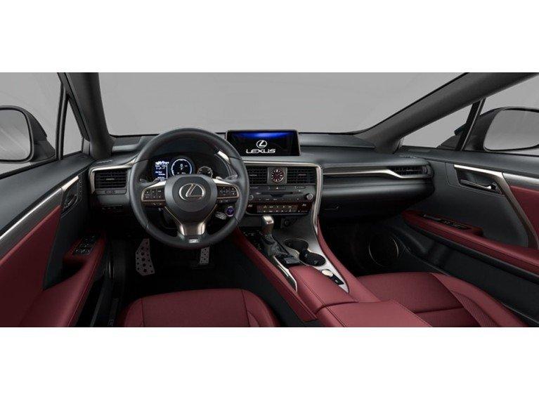 RX 450h Hybride 4WD NG