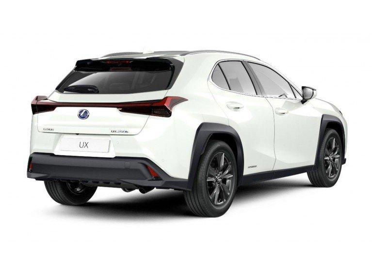 UX 250h Hybride 4WD - Luxe - E177261