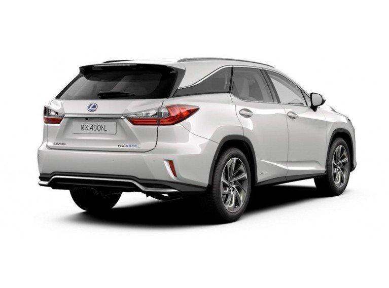 RX 450hL Hybride 4WD NG | O003086
