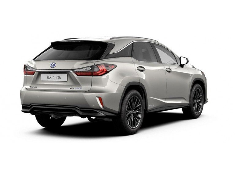 RX 450h Hybride 4WD NG | O003093