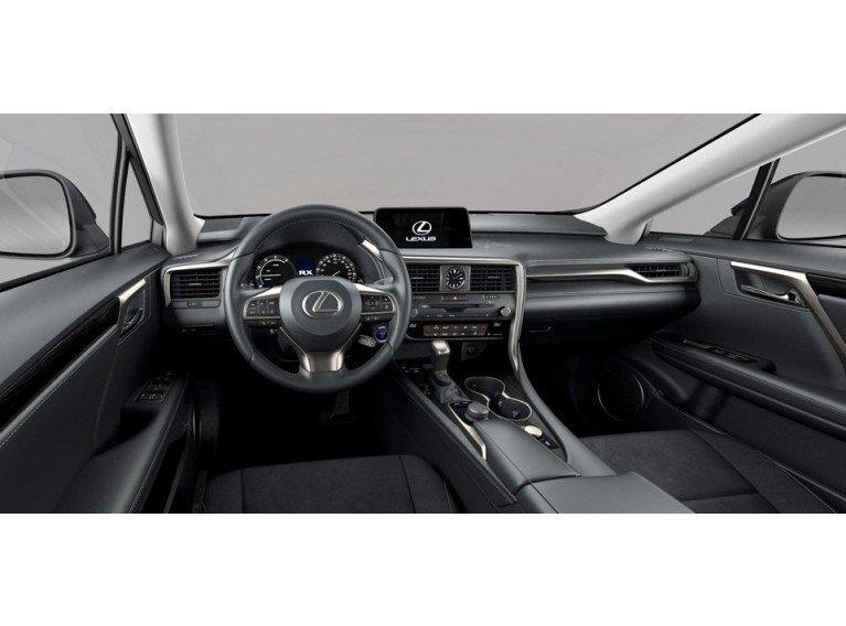 RX 450h Hybride 4WD | O087708