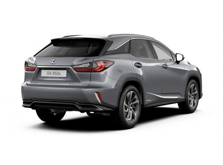 RX 450h Hybride 4WD | O093107